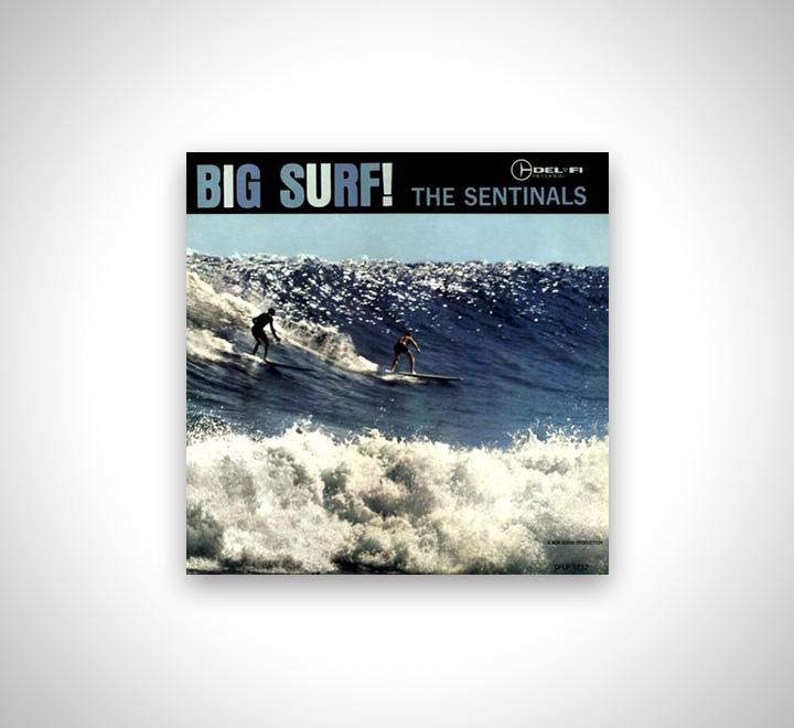 The Sentinals Big Surf!